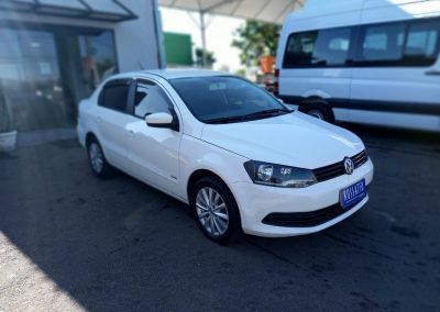 VW – VOYAGE TREND 1.6 GNV